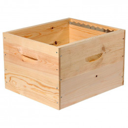 Corps de ruche Dadant 10 cadres Fabrication Française