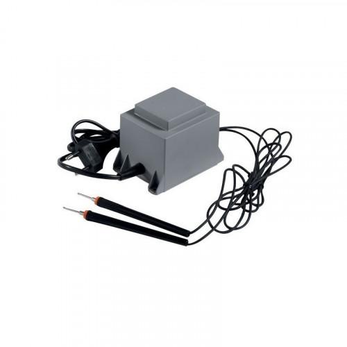 Appareil électrique pour fixer la cire sur les fils
