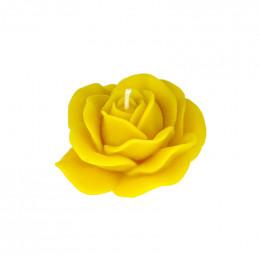 """Bougie en cire """"Rose"""""""