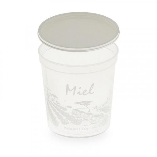 25 pots Nicot Lavande Transparent 1kg (PEP)