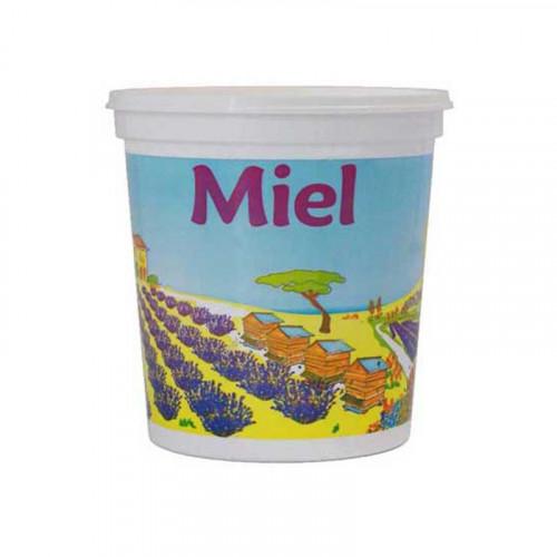 25 pots Nicot Lavande Opaque 1kg (PEP)