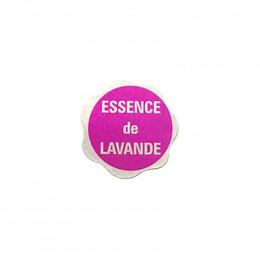 """2000 étiquettes """"Essence de Lavande"""""""