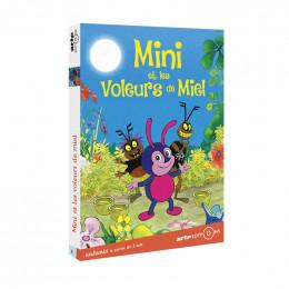 DVD Mini et les voleurs de miel