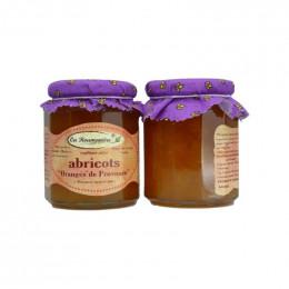 Confiture Abricots orangés de Provence 335 g