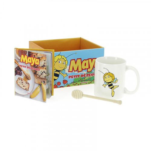 Coffret Petit-déjeuner Maya l'abeille