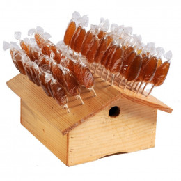 250 Sucette au miel & caramel