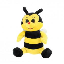 Peluche abeille assise 50 cm