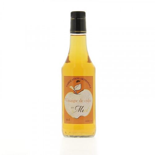 Vinaigre de cidre au miel 50 cl