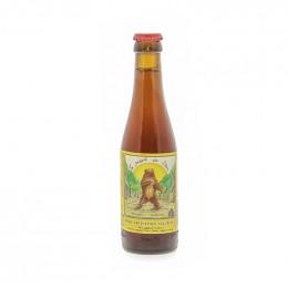 """Bière au miel """"le pavé de l'ours"""" 25 cl"""