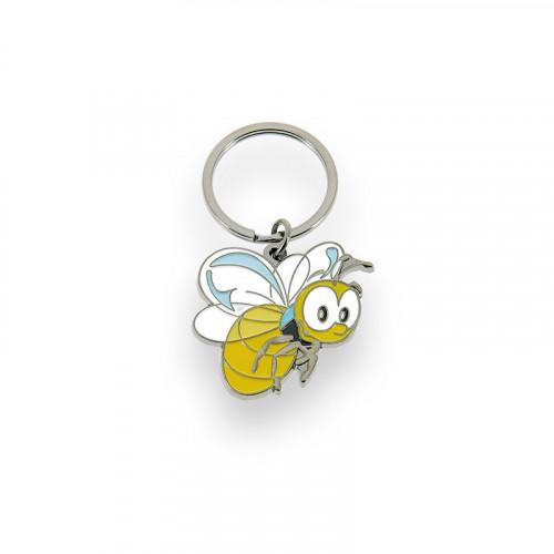 Porte-clés abeille
