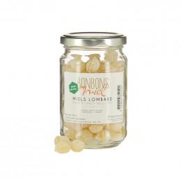 Bonbons au miel aromatisés sève de pin 200 g