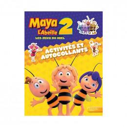 Maya l'Abeille 2 - Activités et autocollants