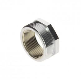 Réducteur chromé 50x60 / 40x49 mm