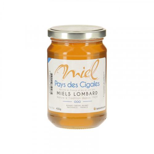 Miel du Pays des Cigales 400 g