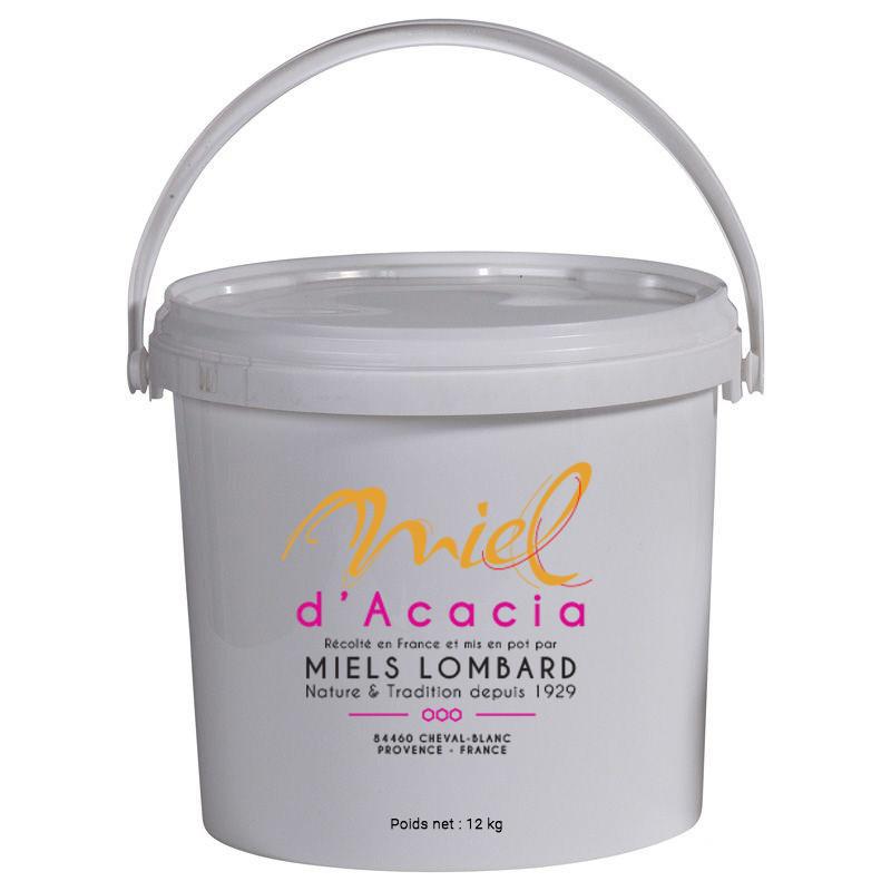 Miel d'Acacia 12 kg