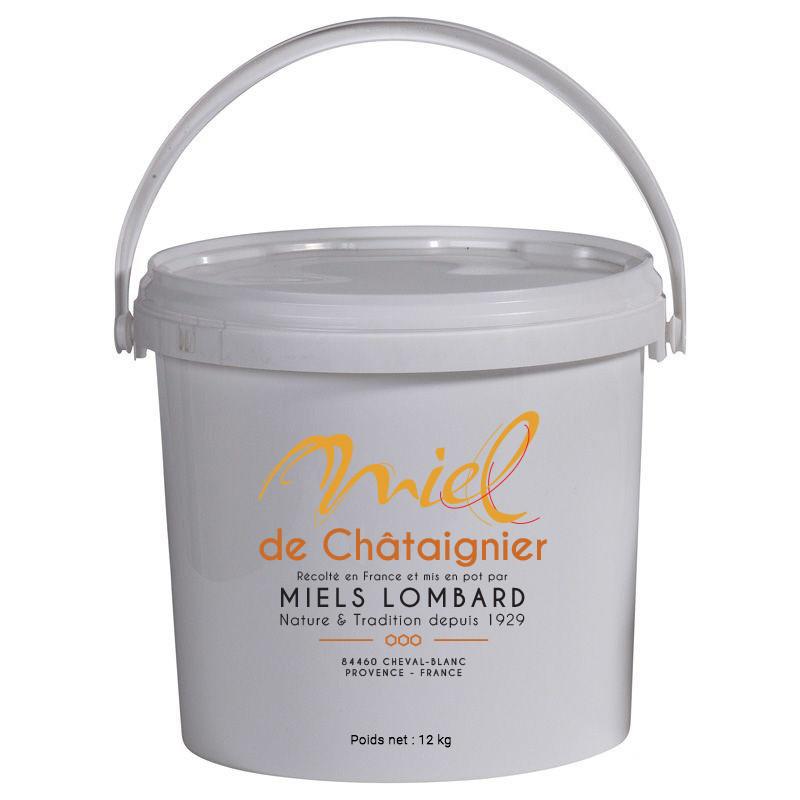 Miel Châtaignier 12 kg