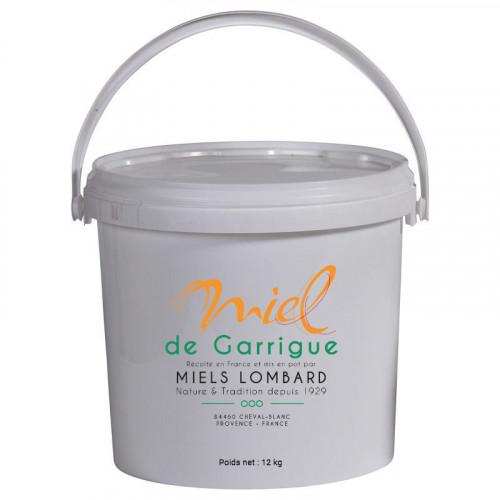 Miel Garrigue 12 kg