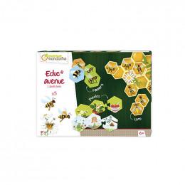 Educ'Avenue, L'abeille boîte (3 jeux d'apprentissage)