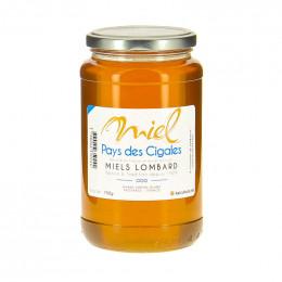 Miel du Pays des Cigales 750 g