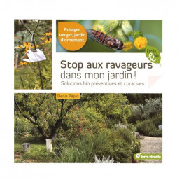 Stop aux ravageurs dans mon jardin !