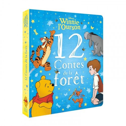 Winnie l'Ourson, 12 contes de la forêt