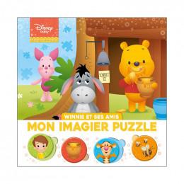 Winnie est ses amis, mon imagier Puzzle