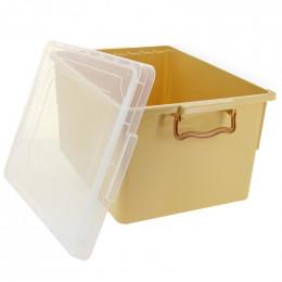 Caisse de récolte plastique 8 cadres