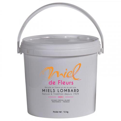 Miel de Fleurs 12 kg