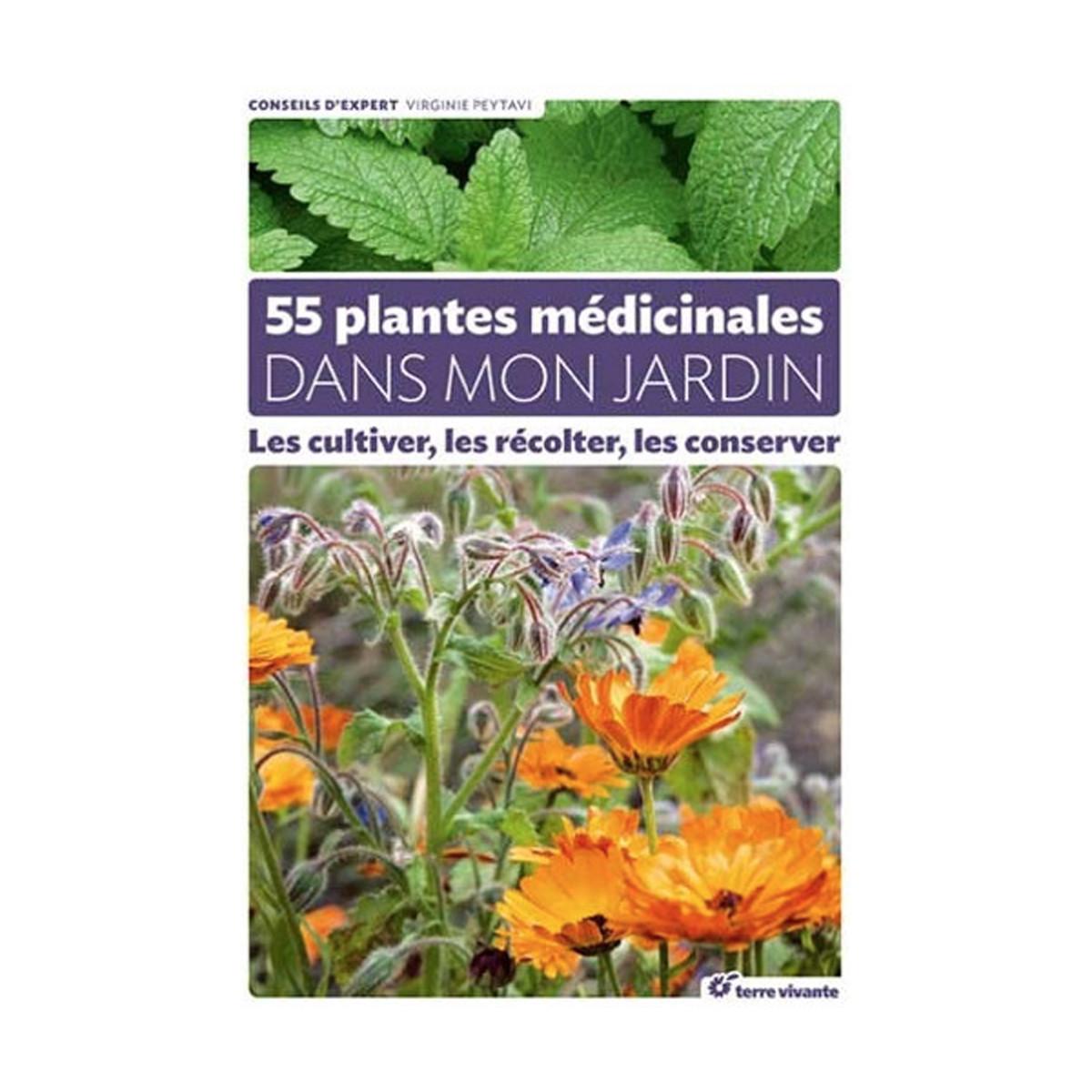 55 plantes médicinales dans...