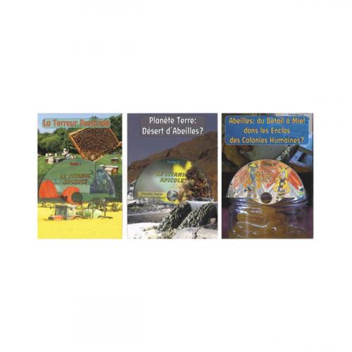 DVD Le titanic apicole, la trilogie