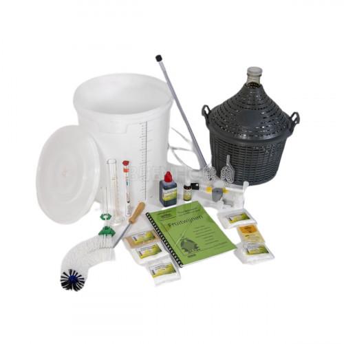 Kit fabrication hydromel