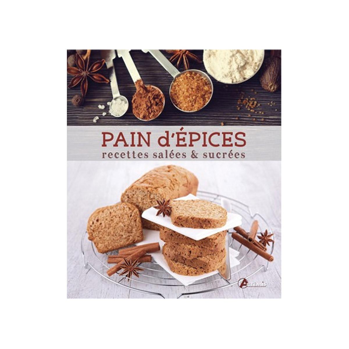 Pain d'épices recettes...