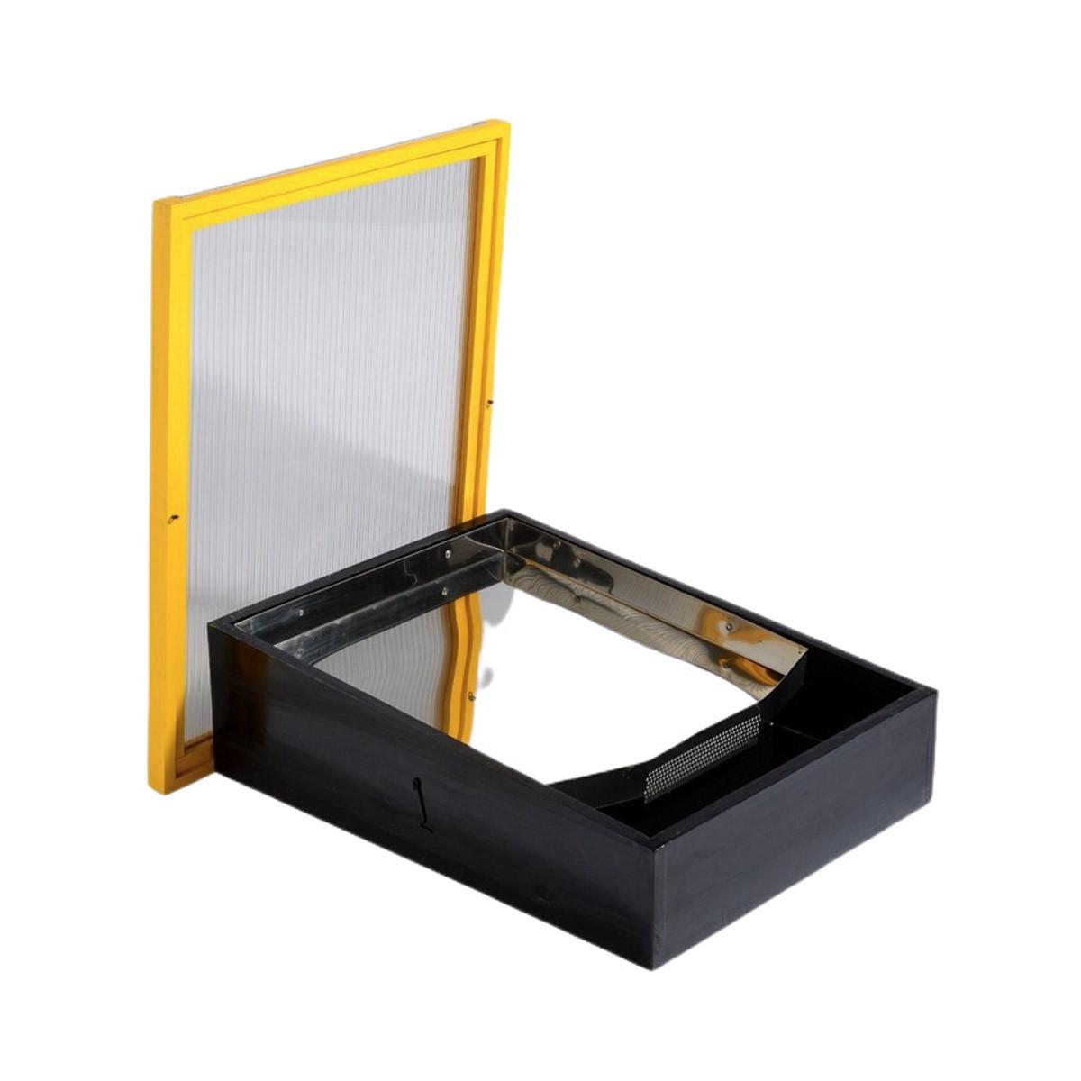 Cérificateur solaire en bois