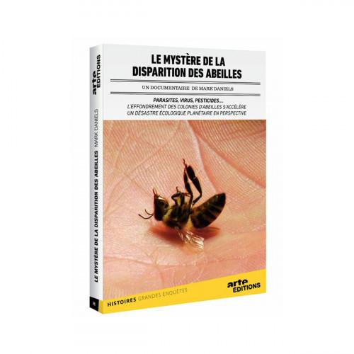 DVD Le mystère de la disparition des abeilles
