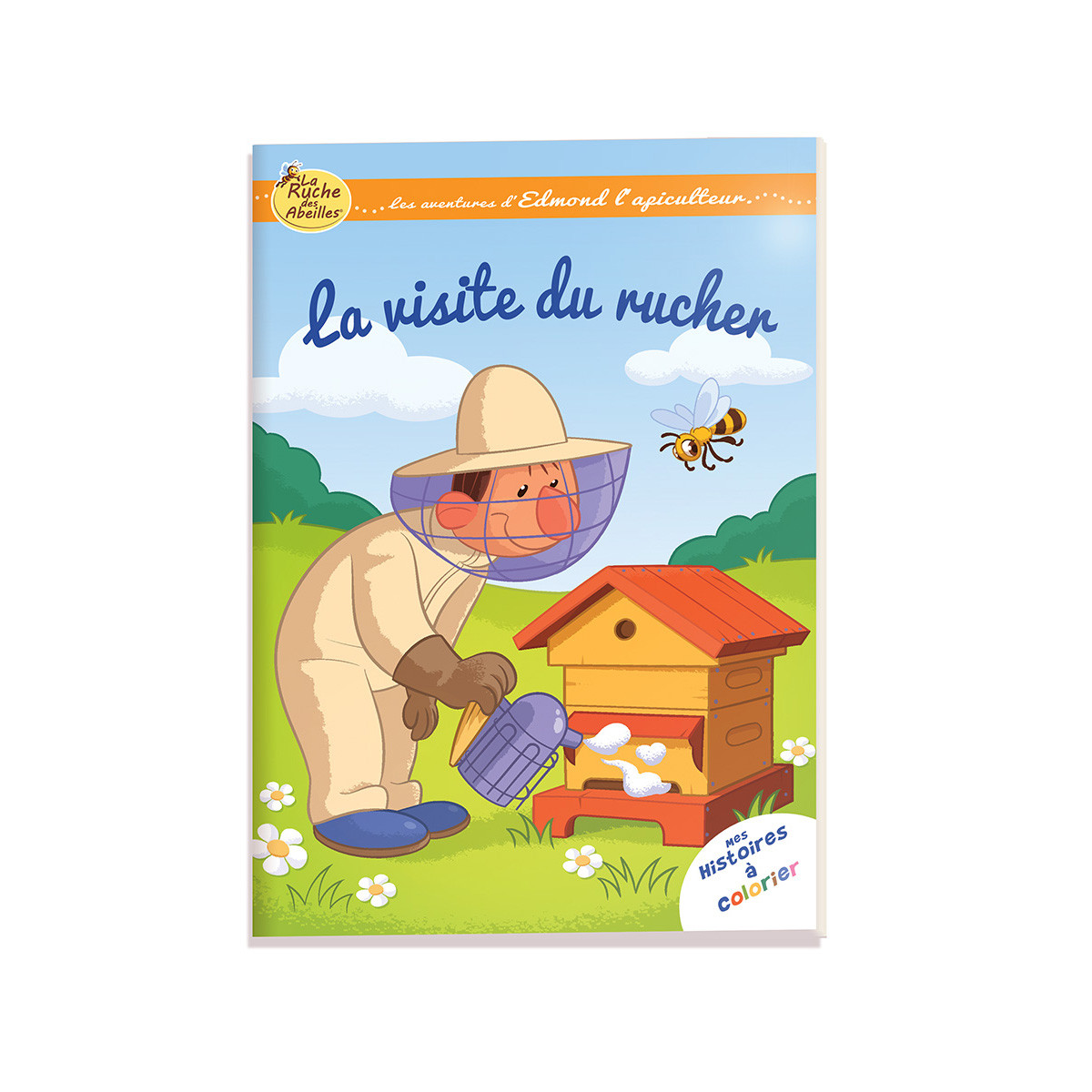 La visite du rucher -...