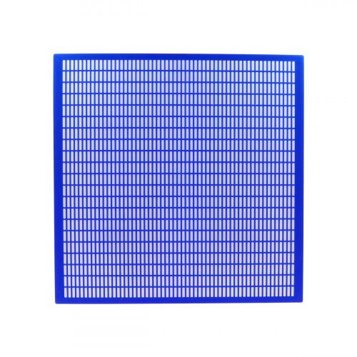Grille à mâles plastique 50 x 50 cm