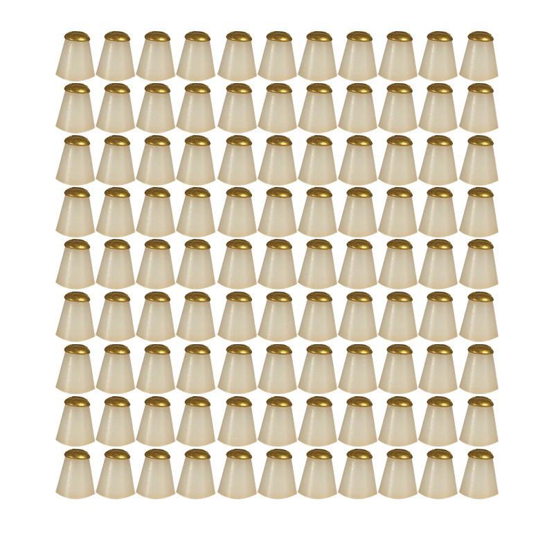 1000 cônes d'espacement...