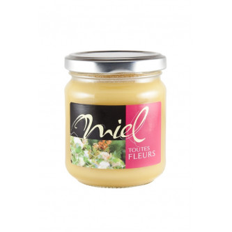 Miel Toutes Fleurs 250 g