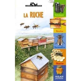 La ruche, carnets de nature, de Léon Rogez et  Benoît Charles