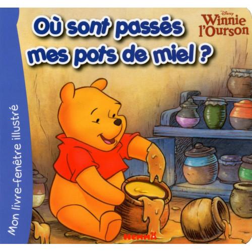 Winnie l'Ourson - Où sont passés mes pots de miel ?