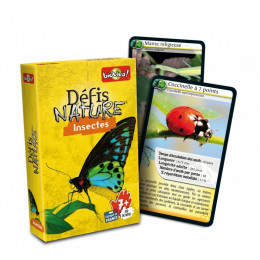 Défi Nature - Insectes