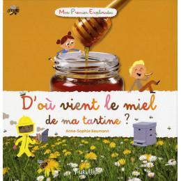 D'où vient le miel de ma tartine ?