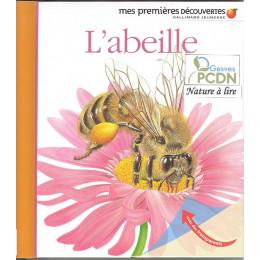 L'abeille, mes premières découvertes