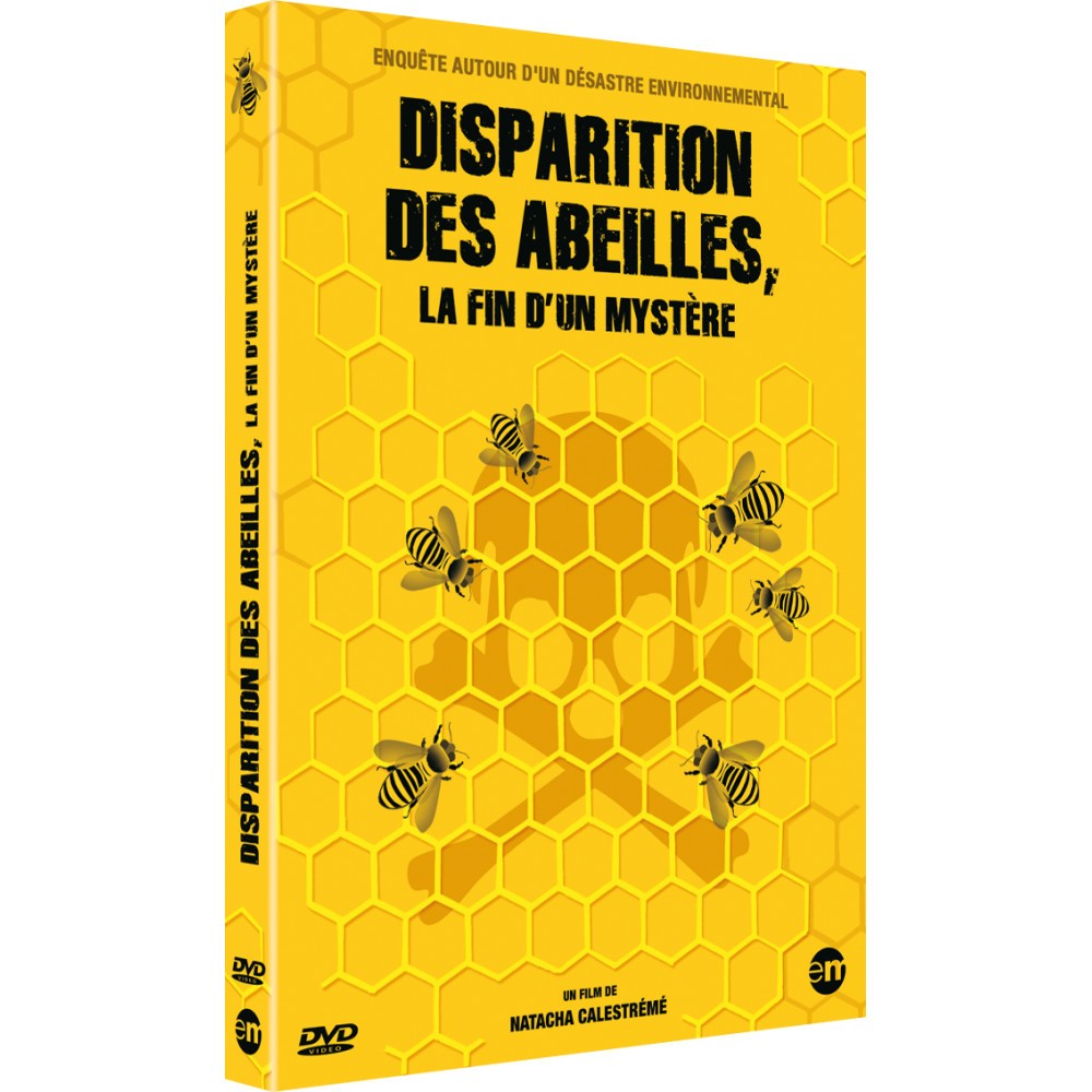 DVD Disparition des...