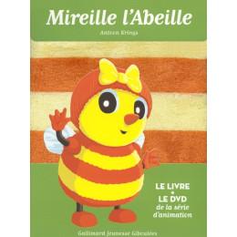 Le coffret de Mireille l'Abeille : livre + DVD