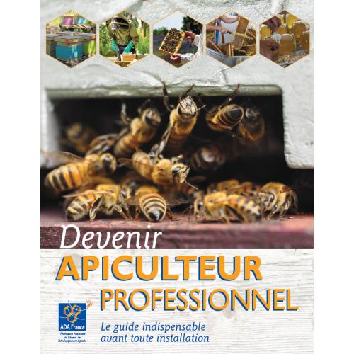 Devenir apiculteur professionnel