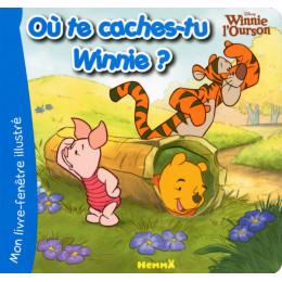 Winnie l'Ourson - Où te caches-tu Winnie ?