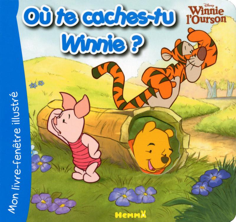 Winnie l'Ourson - Où te...