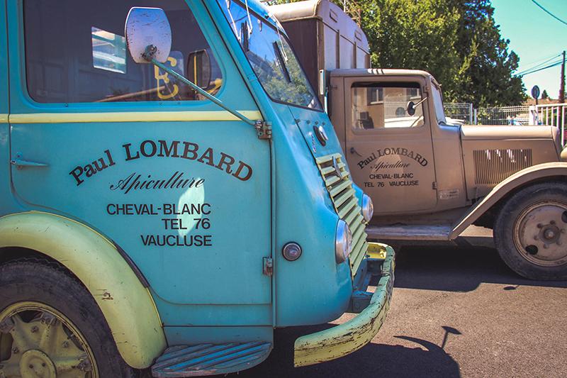 Exposition de véhicules anciens