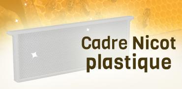 Cadre plastique Nicot